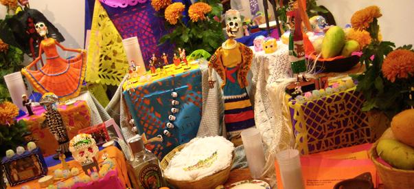 Día de Muertos Tradiciones adoptadas