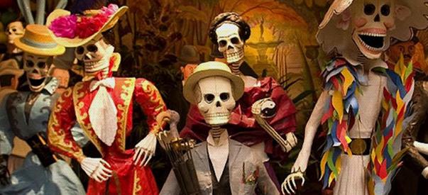 Día de Muertos Tradiciones adoptadas3