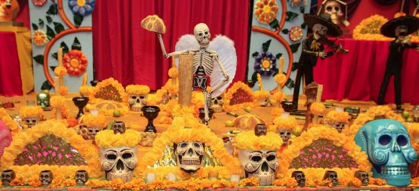 Día de Muertos Tradiciones adoptadas4