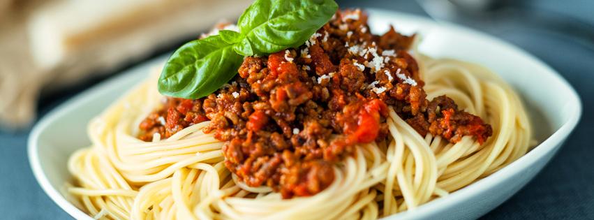 Esas recetas de comida italiana te aguardan ;)
